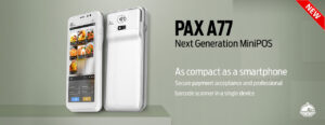 PAX-A77-Terminal POS